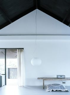 inspiration for my future studio- clean yet inspiration-inspoking