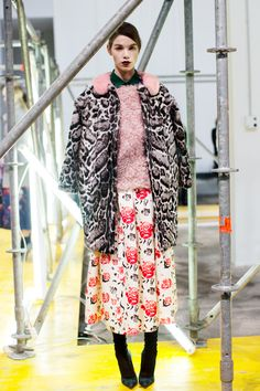 MSGM, Fall/Winter 2013 « The Sartorialist