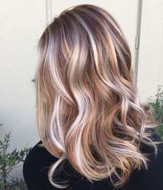 Copper color in hair 2016