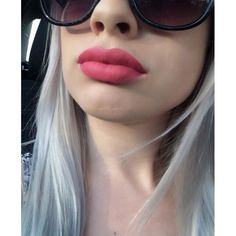 NYX Professional Makeup Matte Lipstick - Creamy, never dry, matte lipsticks in every color, for every occasion. Nyx Lipstick, Lipstick Colors, Lip Colors, Beauty Makeup, Hair Beauty, Nyx Matte, All Things Beauty, Beauty Stuff, Girls Makeup