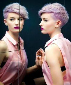 Perfect Shades of Short Hair And Makeup | Full Dose