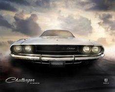 vanishing point | Vanishing Point 1970 Dodge Challenger