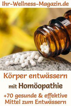 Homöopathische Medizin zur Gewichtsreduktion