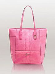 Guess Pink Tote