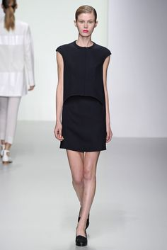 J JS Lee RTW Spring 2014 - Slideshow - Runway, Fashion Week, Reviews and Slideshows - WWD.com