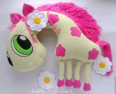 подушка пони,подушка ручной работы,подушка-подголовник,подарок,подушка в подарок,подарок ручной работы,авторская работа,подушка купить,подарок купить,пони купить,подарок взрослому,подарок ребенку,пони