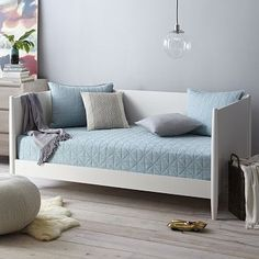 Mid-Century Daybed - White #westelm
