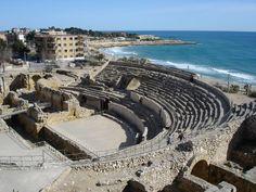 CONJUTNO ARQUEOLÓGICO DE TARRACO (Tarragona) - Es el asentamiento romano más antiguo de la Península Ibérica y capital de la Hispania Citerior, declarado Patrimonio Mundial