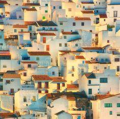 Foto: Casares, Málaga, España, por Allard Schager