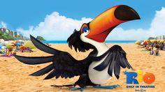 rafael from rio Samba, Animation News, Disney Animation, Animation Movies, Movie Wallpapers, Free Hd Wallpapers, Disney Pixar, Rio 2 Movie, Rio Photos