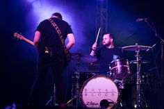 Royal Blood at T in the Park | #WOW247 #WOWmusic