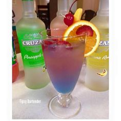 If you are looking for a great tropical drink for your vacation getaway, backyard bbq, or any time you are craving a taste of the islands, the Caribbean storm is for you! For the recipe, visit us here: http://www.tipsybartender.com/blog/2015/9/2/the-caribbean-storm