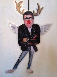 Clara og jeg har brugt de sidste par dage på, at lave personlige engle. Så nogle engle hos RikkeRørkjær som jeg blev meget inspireret af. V...