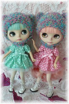 Polka Dot Girls | Flickr - Photo Sharing!