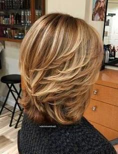 Short Layered Hairstyles From year to year, a short hairstyle is traditionally topped by the lists of the most popular female haircuts. In the 2019 se., Hairstyle Ideas short hairstyles 40 Cute and Easy-To-Style Short Layered Hairstyles - Hairst Short Spiky Hairstyles, Short Layered Haircuts, Modern Haircuts, Feathered Hairstyles, Hairstyles Men, Hairstyles Over 50, Latest Hairstyles, Medium Layered Hairstyles, Modern Hairstyles