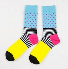 Item Type: Sock Gender: Men Sock Type: Casual Material: Cotton,Polyester,Spandex Thickness: Standard Model Number: K happy socks Sock Type: Causal ,Dress Size: EU36-44,US5.5-9.5 Brand Name: as product