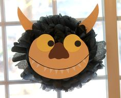 Where the Wild Things Are set of 5 poms by TheShowerPlanner, $54.95 - $$$ but very cute baby shower idea!