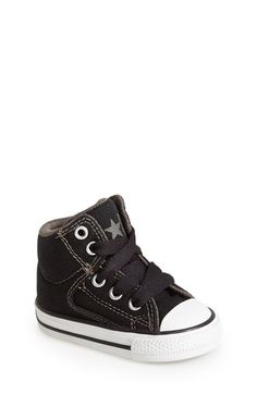 Chuck Taylor® All Star® 'High Street' Sneaker (Baby, Walker & Toddler) at Nordstrom.com. A pint-size version of a classic Converse high-top provides an adorable, sporty finish for your little one's ensemble.