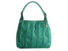 Love this turquoise tote bag
