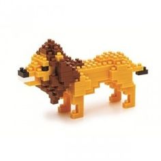 Nanoblock animal - Leeuw / Lion NBC-057