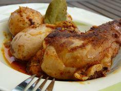 Kanári-ízek egy pesti konyhában – Nyúl salmorejo szószban | Útitárs