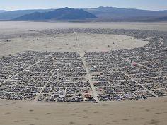 My 2016 Bucket List · Kenton de Jong Travel - Burning Man at Black Rock Desert…