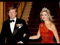 King Willem and Queen Maxima attend a dinner at Government House in Wellington King Willem and Queen Maxima attend a dinner at Government House in Wellington King Willem-Alexander and Queen Maxima of The Netherlands attended the state dinner hosted by Governor General Dame Patsy Reddy and her husband Sir David Gascoigne in the Porrit Room at Government House on November 7 2016 in Wellington New Zealand. Queen Maxima wore Claes Iversen Dress. ---------------- subscribe for more videos…