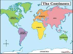 Visit all 7 continents.