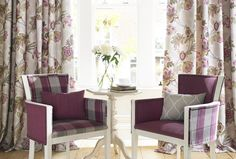 Ashley wilde belston collection available from Noctura Interiors, Bangor County Down