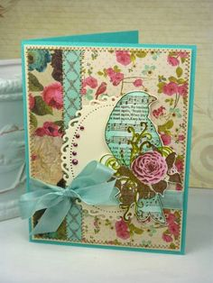 Madeline Bird by BeckyTE - Cards and Paper Crafts at Splitcoaststampers