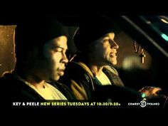 "Key & Peele: ""The Wire"" Parody"