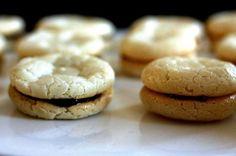 chewy amaretti cookies (kosher for passover) | Smitten Kitchen