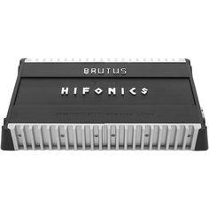 Hifonics BRE2000.1D - 2000W Brutus Super D-Class Monoblock Car Audio Amplifier - $269.00