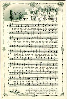 Christmas Hymns Full Size