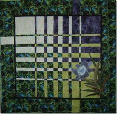 BlueLily via Michigan Quilts by Caron Mosey