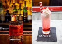 Six Variations on a Negroni - Cool Hunting