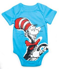 Dr seuss Two pieces and Bodysuit on Pinterest