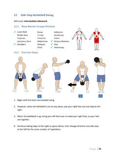 Ultimate Kettlebell Workout – Introduction To Working With Kettlebells Kettlebell Clean, Kettlebell Routines, Kettlebell Challenge, Kettlebell Circuit, Kettlebell Training, Kettlebell Swings, Hamstring Workout, Latissimus Dorsi, Back And Biceps