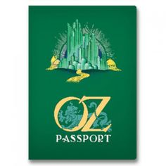 Passport to OZ Pocket Notebook