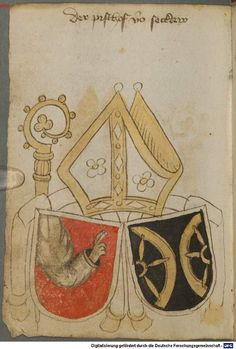 Ortenburger Wappenbuch Bayern, 1466 - 1473 Cod.icon. 308 u  Folio 216v
