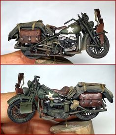 Harley Davidson (TAMIYA) Tamiya Model Kits, Tamiya Models, Diecast Models, Miniatur Motor, Motorcycle Model Kits, Dragon Wagon, Model Tanks, Military Modelling, Jeep Models