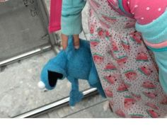 Lost on 03 Sep. 2015 @ Heathrow Terminal 5. Small Cookie Monster stuffed toy, worn fur and eyes, last seen in Heathrow Terminal 5. Visit: https://whiteboomerang.com/lostteddy/msg/ryquwk (Posted by Meg on 04 Sep. 2015)