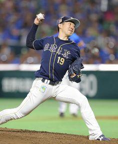 7月18日 Sh-Bs 後半戦まずは1勝! 回が進むごとに調子が上がっていたのでもしかしたら完封?! と期待したところでの降板は残念でした。T-岡田とブルペン陣のがんばりに感謝!! ---Miki   【オリックス】金子が5回無失点で4勝目…T―岡田は満塁弾