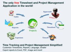 Get Free Online Timesheet, Time Tracking, Project Management Software. OfficeTimer is Online Timesheet , Project Management Application that helps to Track Employees Online Time sheet, Project Time, Task Time. Online Timesheet Application also helps you to delegate and track Project Task and manage the Projects effectively.