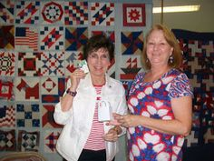 Quilts of Valor: Red, White and Blue