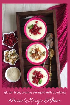 Desserts For A Crowd, Easy Desserts, Dessert Recipes, Eggless Desserts, Custard Desserts, Vegetarian Desserts, Vegan Vegetarian, Best Breakfast Recipes, Breakfast Ideas