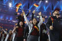 Olympia 2016: Die Stimmung im deutschen Team ist super.