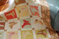Image result for mrs. macgregor's garden quilt