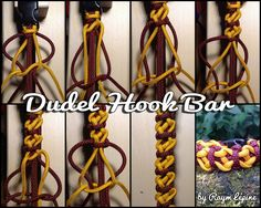Dudel Hook Bar | Swiss Paracord