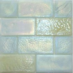 Studio E, Edgewater Del Mar Glass Mosaic & Wall Tile - 5 in. x 5 in. Tile Sample, 88629 at The Home Depot - Mobile